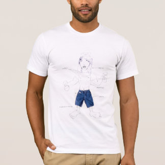 For the Love of Mansierres T-Shirt