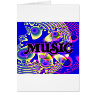 For the LOVE of MUSIC! Cards