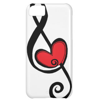 For The Love Of Music iPhone 5C Case
