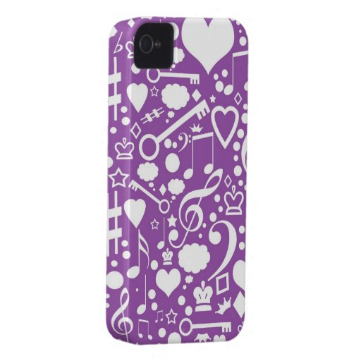 For the Love of Music, Phone Case iPhone 4 Cases