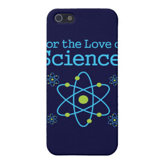 For The Love Of Science Atom Case For iPhone 5/5S