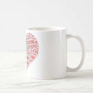 """For the Love of Scottish Country Dance"" Mug"