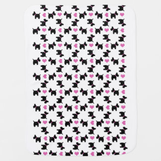 For the love of Scottish Terriers Buggy Blankets