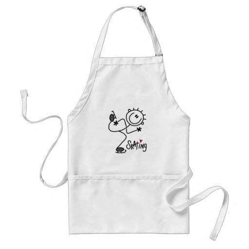 For the Love of Skating Tshirts and Gifts Standard Apron
