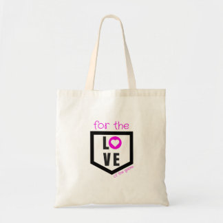 for the love of the game softball bag