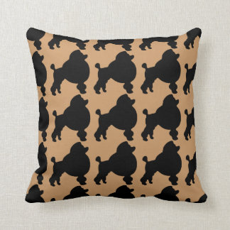 For the Love of Toy Poodles Cushion