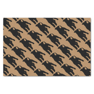 For The Love of Welsh Terrier Dogs Tissue Paper