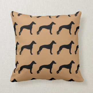 For the Love of Whippets Pillow