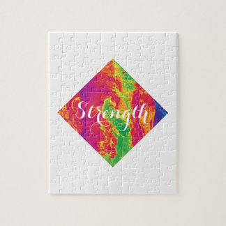 For the Love - Strength Puzzle