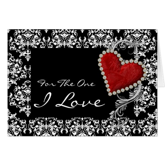 """For the one I love"" romantic valentine birthday"