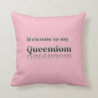 For The Queen Cushion