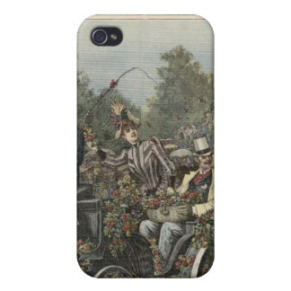 For the Victims of Duty iPhone 4/4S Case