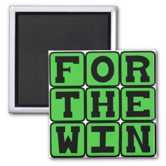 For The Win FTW Internet Meme Magnets