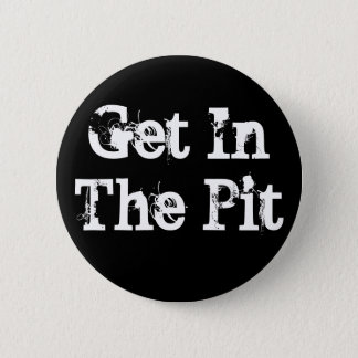 For those who choose to Mosh 6 Cm Round Badge