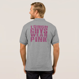 For Tough Guys Breast Cancer Awareness Shirt