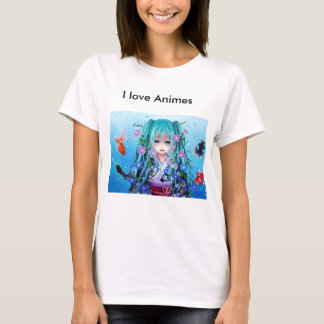 For true Anime lover:] T-Shirt