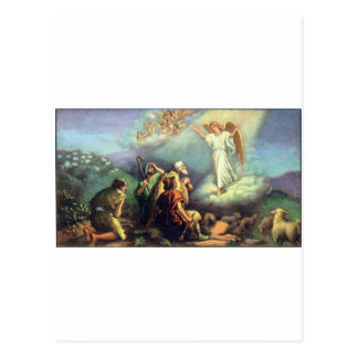 For Unto Us a Child is Born! Postcard