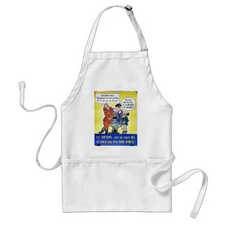 For Victory Apron