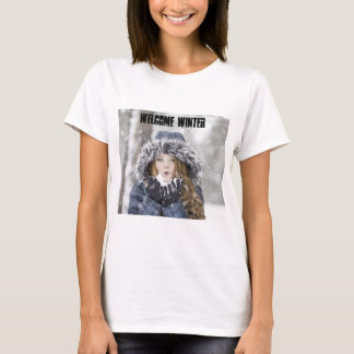 for winter sesson T-Shirt