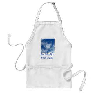 For World´s BEST mom! Apron
