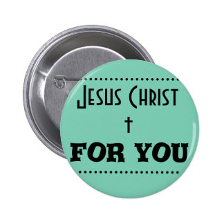 For you 6 cm round badge