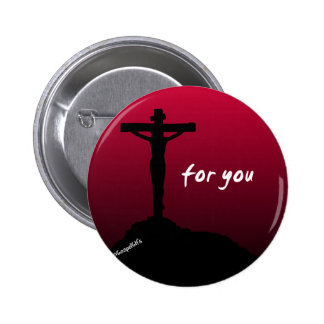 """""""For You"""" Christian Button"""