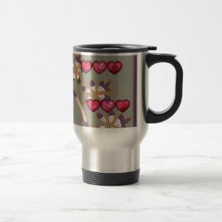 For you me.jpg stainless steel travel mug