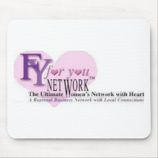 For You Network Mouse Pad