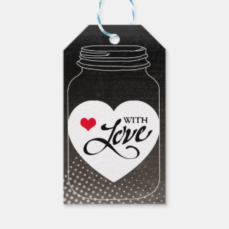 For you with love. gift tags