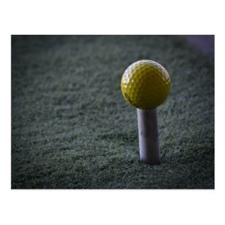 For your favorite Golfer Postcards