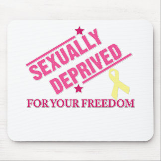 For your Freedom Mouse Pads