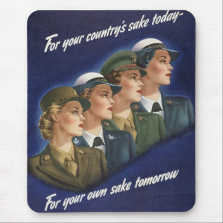 For your own sake mouse pad