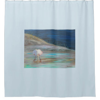 Foraging 2 Shower Curtain