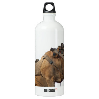 Foraging camel SIGG traveller 1.0L water bottle