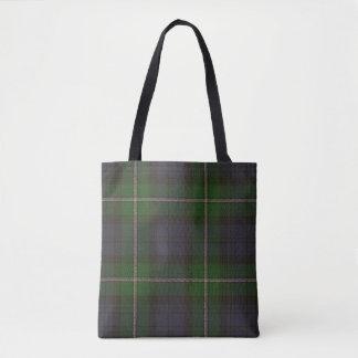 Forbes Clan Tartan Tote Bag