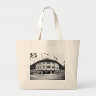 Forbes Field, Pittsburgh, 1909 Large Tote Bag
