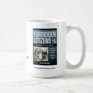 Forbidden Citizens mug