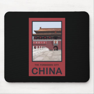 Forbidden City China Mouse Pads