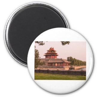Forbidden City Walls Magnet