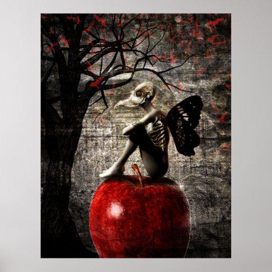 Forbidden Fruit (Customisable) Poster