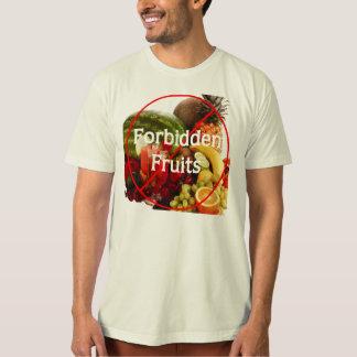 Forbidden Fruits Make rotten jams Tee Shirt