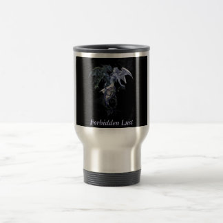 Forbidden Lust! - Travel Mug With Lid