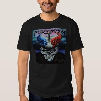 Forbidden Omega Wave Mens T Shirt