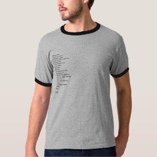 Forbidden Shirts
