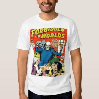 Forbidden Worlds T-shirts