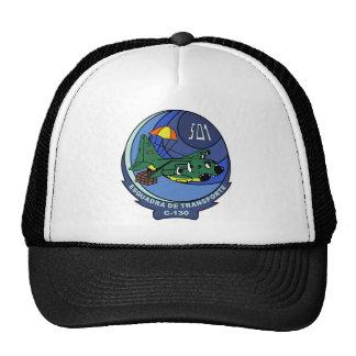 Forca Aerea Portuguesa Esquadra 501 Bisontes Mesh Hat