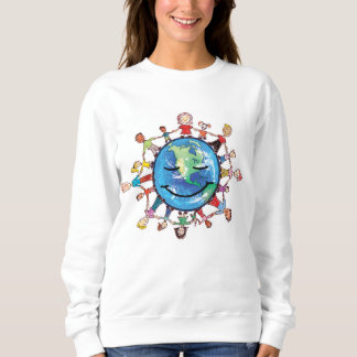 Force Field for Good Women's Sweatshirt