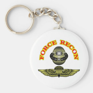 Force Recon Diver Jump Key Ring
