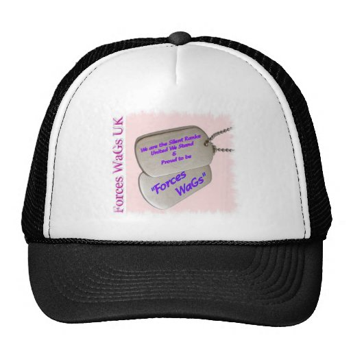 Forces WaGs UK Hat