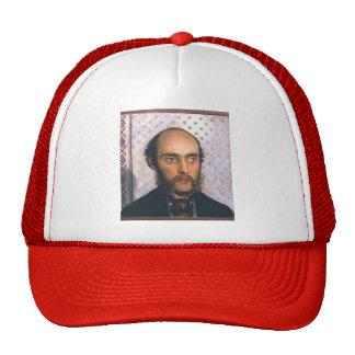 Ford Brown- Portrait of William Michael Rossetti Trucker Hat